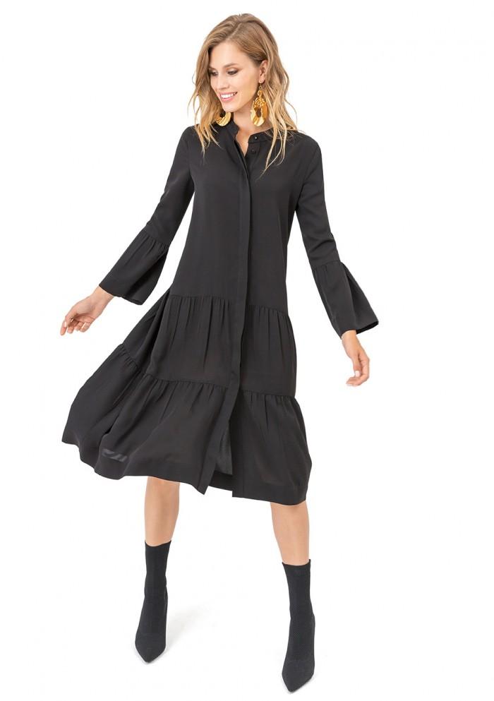 Платье женское М 7721