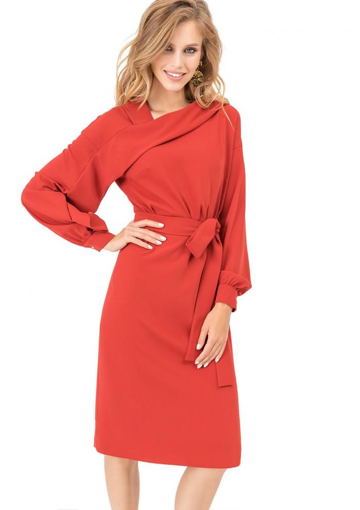 Платье женское М 7685